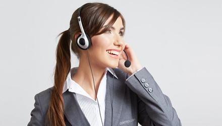 Sistema de rastreo, Atencion Telefonica y Trato directo