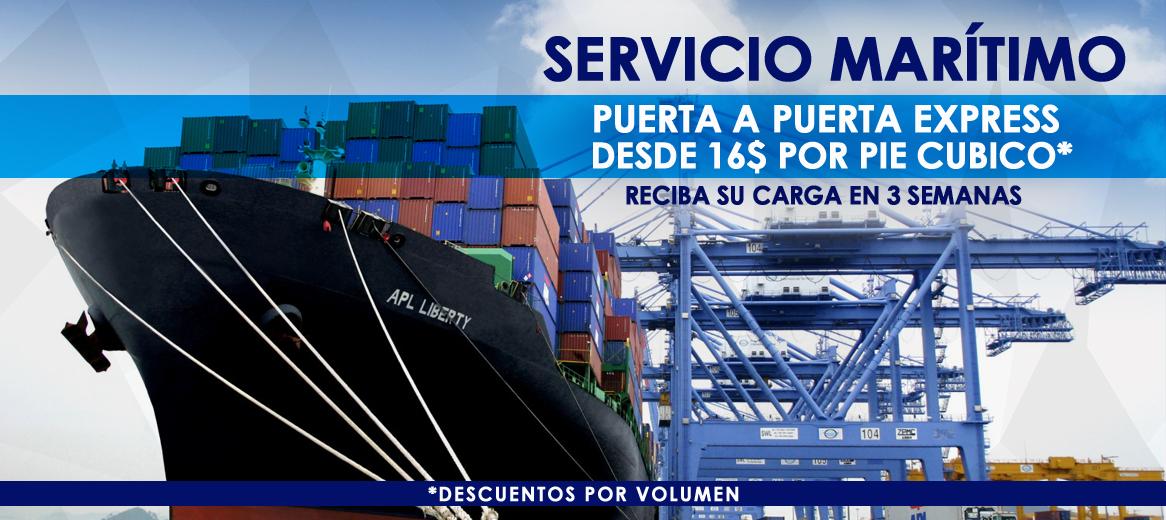 Servicio Maritimo